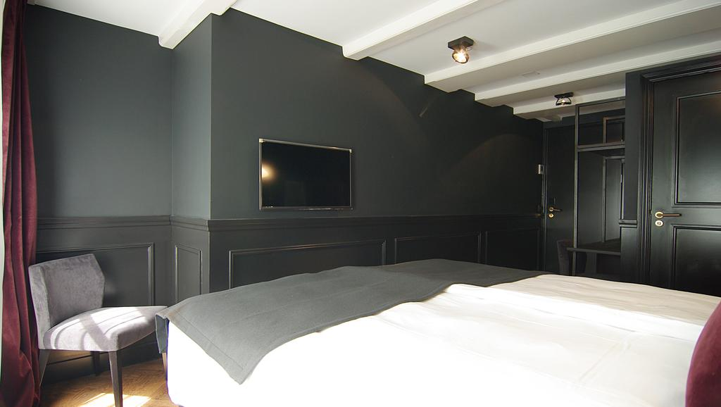 Double Room with view - The Bolster Hotel Amsterdam